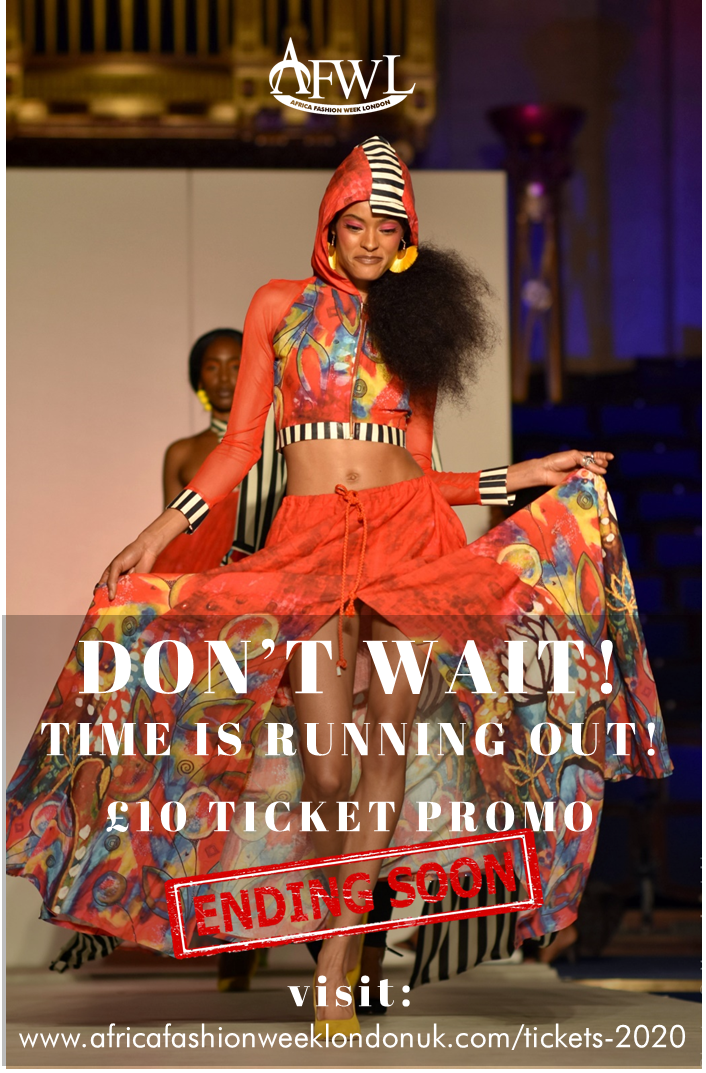 Africa Fashion Week London2020