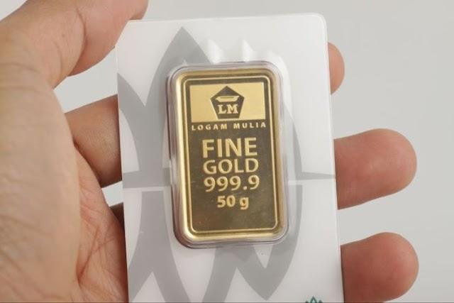 Cara investasi emas biar untung bagi pemula