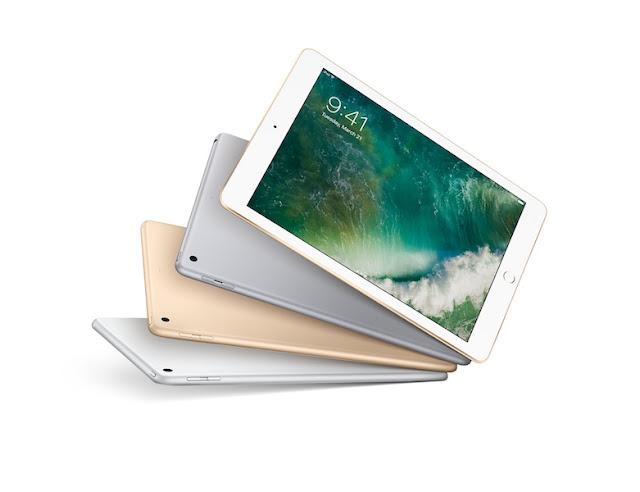 Harga iPad 9.7 Inci Baru Bermula Dari RM1,549