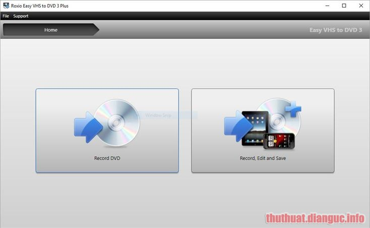 Download Roxio Easy VHS to DVD 3 Plus 3.0.1.36 Full Crack