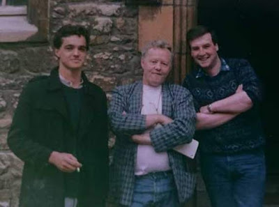 Dudley Sutton, Duncan Williams, John Exshaw