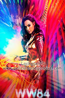 Mujer Maravilla 1984 [2020] Full HD 1080P Latino-Ingles [Google Drive] LachapelHD