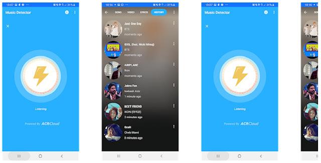 8 Aplikasi Pendeteksi Judul Lagu Yang Enak Di Dengar Terbaik Dan Terbaru 2019