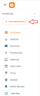 Cara Memasang Kotak Highlight dan Tombol Highlight All di Postingan Blog