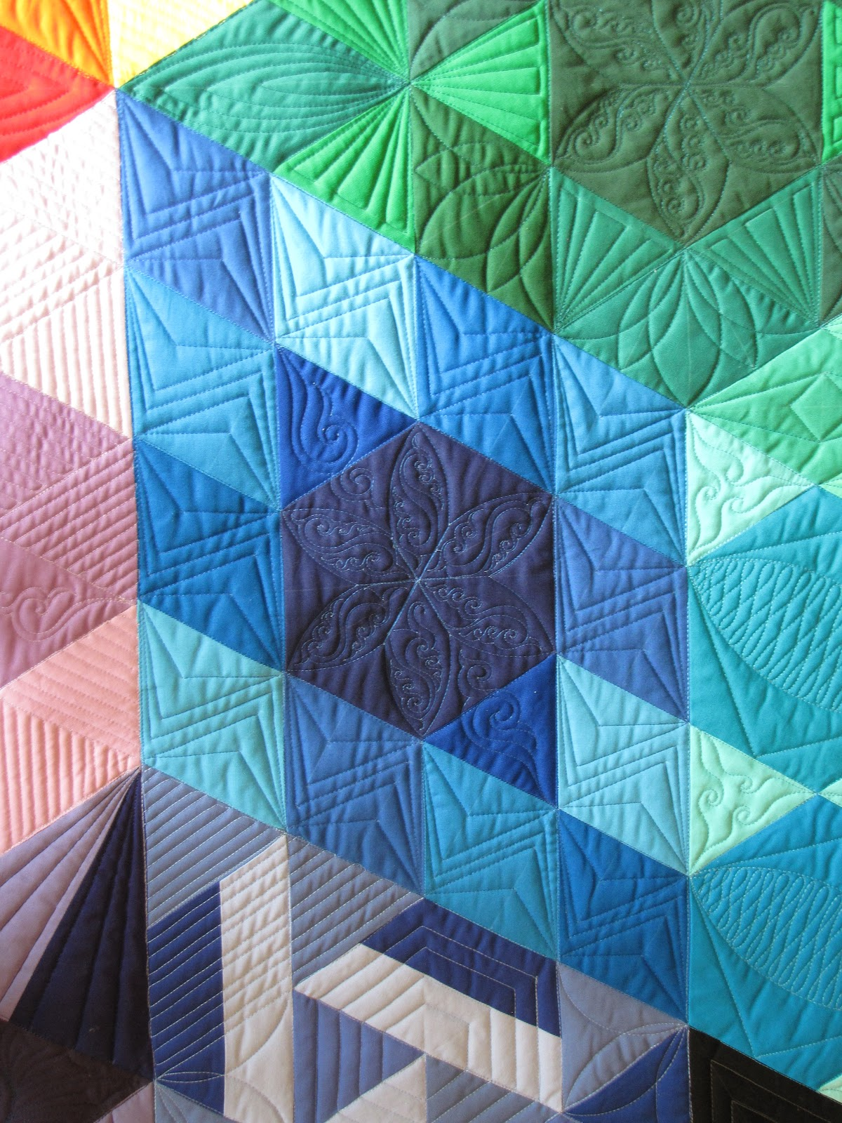 No Rules Quilting Gravity