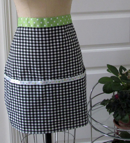 Big Pocket Waist Apron