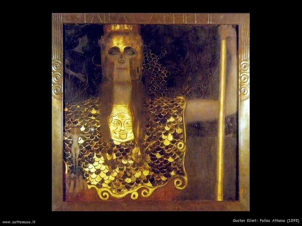 Tanto Per Dire Le Donne Di Klimt