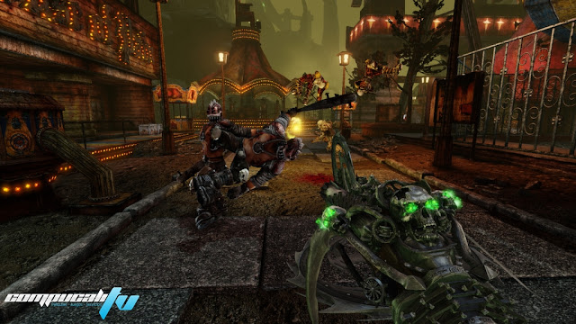 Painkiller Hell and Damnation PC Full Español Skidrow Descargar 2012