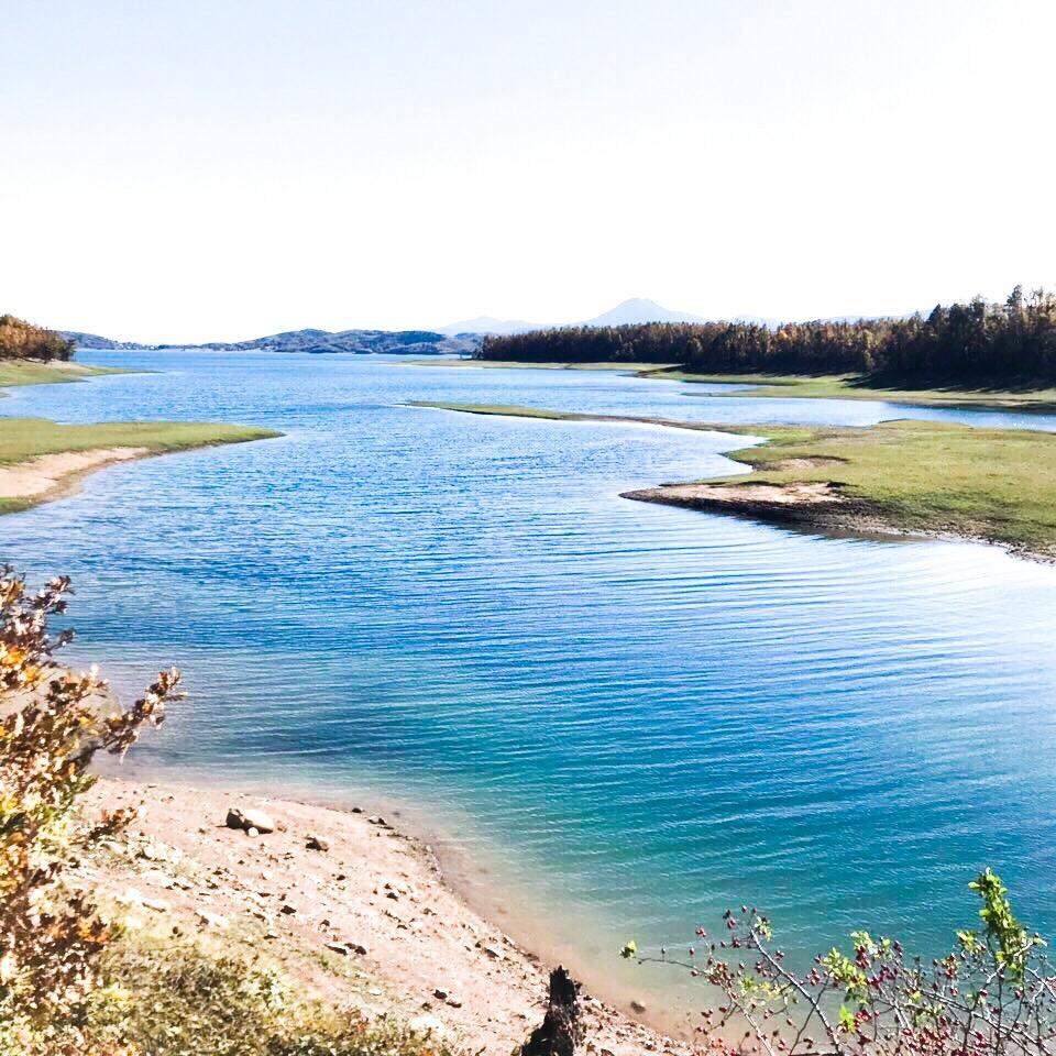 Plastira lake photos Karditsa, Limni Plastiras fotografies