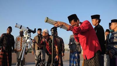 Kemenag Gelar Sidang Isbat Penentuan Idul Adha Sabtu 10 Juli, Ini Link Streamingnya