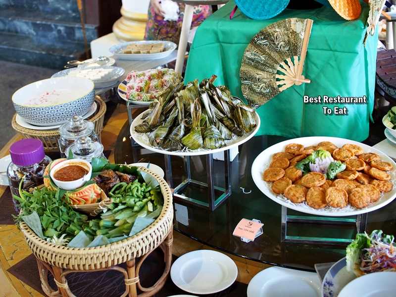 Best Restaurant To Eat Ramadhan Buffet 2019 Putrajaya Palm Garden Hotel Selangor Aroi Dee