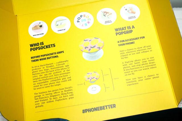 Popsockets #PhoneBetter