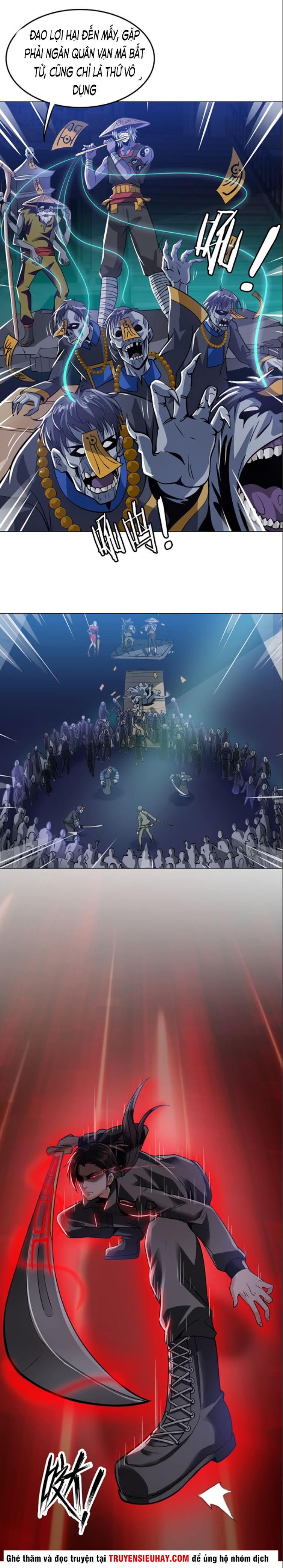 Thần Tiên Dạy Tôi Giả X Chapter 9 video - truyenmh.com