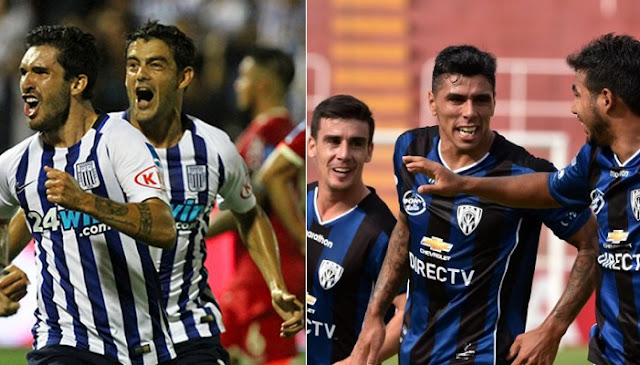 Independiente del Valle vs Alianza Lima en vivo