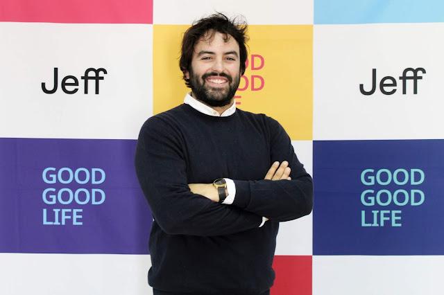 JEFF CHEGA A PORTUGAL COM MODELO DE FRANCHISING INOVADOR