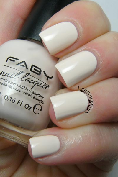 Faby Prosecco Light Your Nails