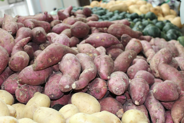 البطاطا الـحلوة..تعرّف على فوائدها المدهشة على الصحة