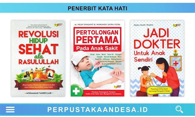 Daftar Judul Buku-Buku Penerbit Kata Hati