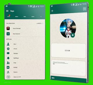 BBM Whatsapp Versi 3.3.7.97 Apk
