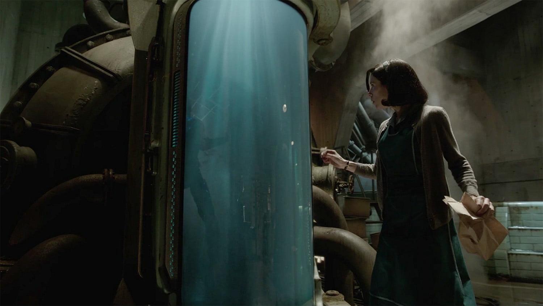 Miłość jak woda – recenzja filmu <i>Kształt wody</i>