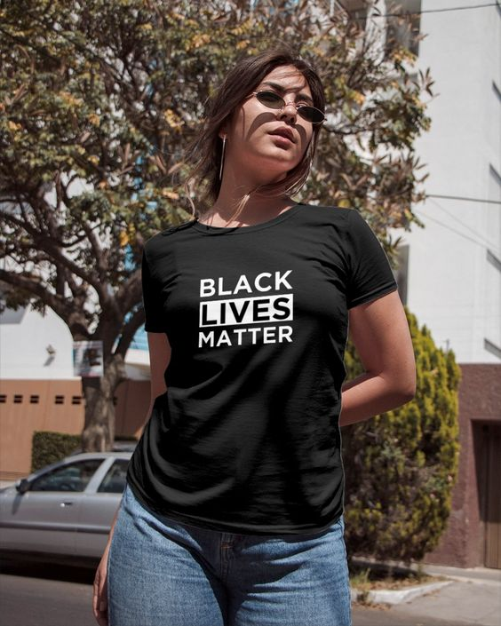 black trans lives matter shirt