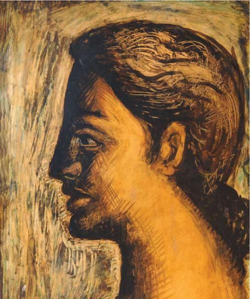 Sin Título (A Don Telésforo Calderón),, 1939
