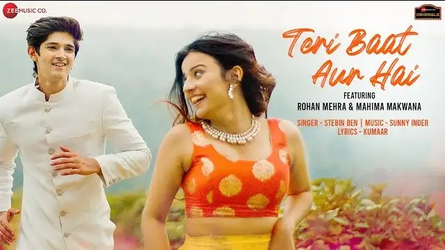 Stebin Ben Song Teri Baat Aur Hai Lyrics In Hindi