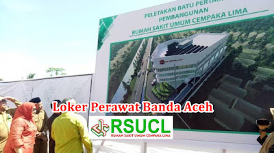 Lowongan Kerja Perawat Banda Aceh RSU Cempaka Lima