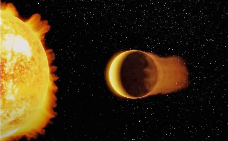 Investigadores de la Universidad de Chile descubrieron un planeta improbable