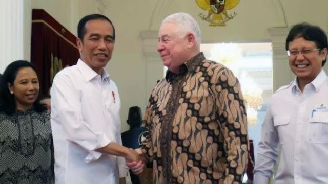 Kubu Prabowo: Jokowi Beli Saham Freeport Pakai Dana Asing