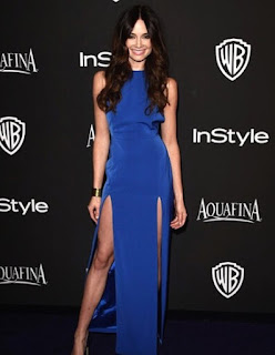 Mallory Jansen posing for a picture