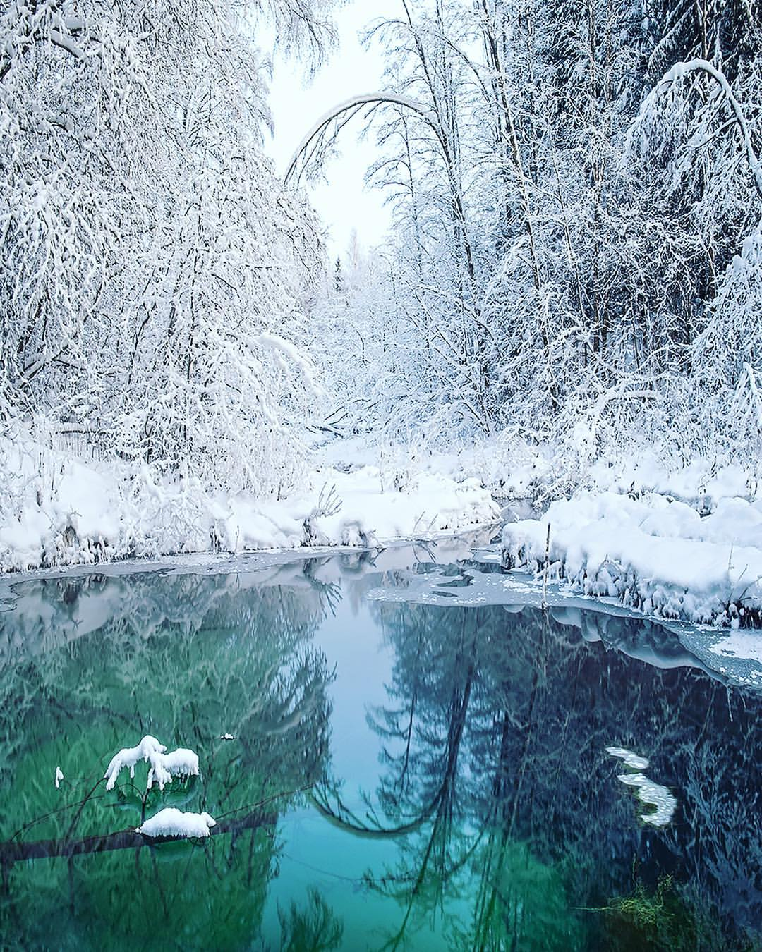 Photographer Arbo Rae Captures The Beauty of Estonia in Winter