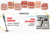 Logo ''Negroni Essenza 2020 '' : in palio 54 Mixer ad immersione e 9 Cooking Chef Kenwood