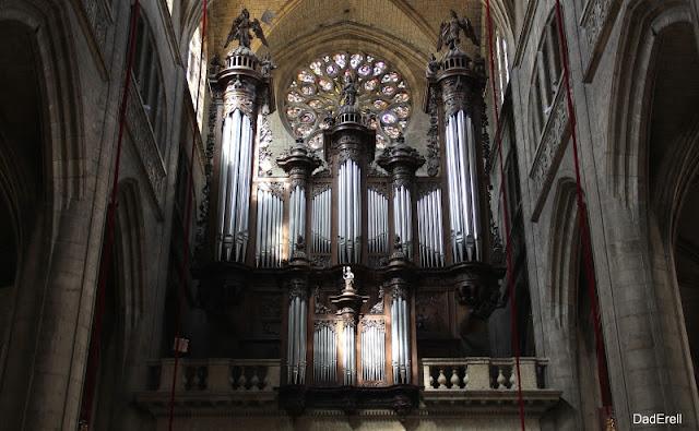 Grandes orgues, Cathédrale Sainte-Marie, Auch