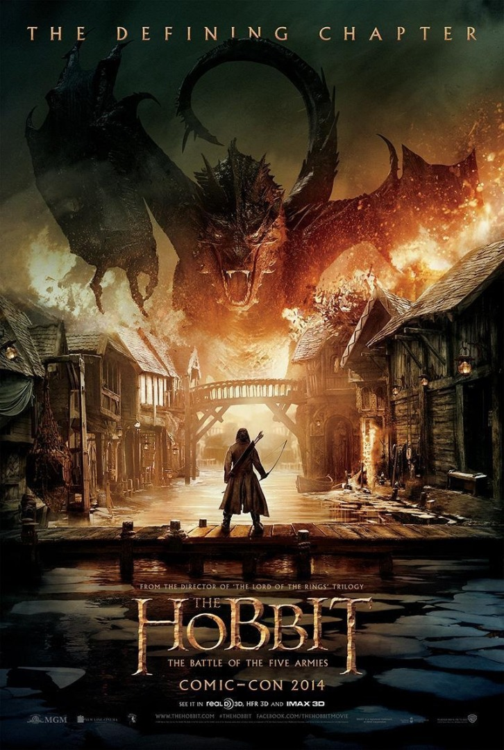 The Hobbit The Battle Of The Five Armies 2014 The Defining Chapter Kaskus