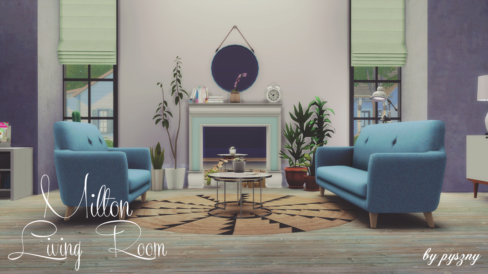 sims 2 living room sets my sims 4 milton living room set by pyszny 23543