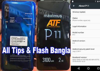 Maximus P11 Flash