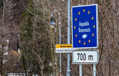 أخبار,إيجابية,بخصوص,المراقبة,الحدودية,بين,ألمانيا,والنمسا