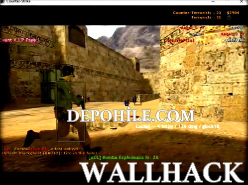 Counter Strike 1.6 Event VIP Aimbot, Wallhack Mayıs 2021