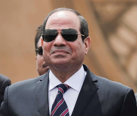 """""""Al Sisi is a blessing from God for Egypt"""""""