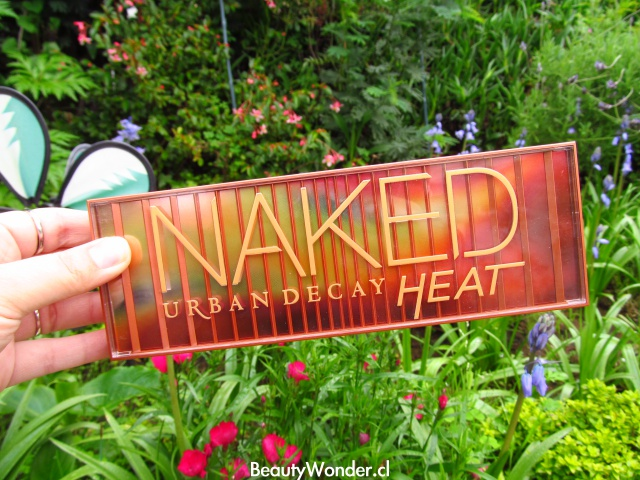 reseña paleta naked heat urban decay