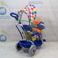 royal gajah baby tricycle