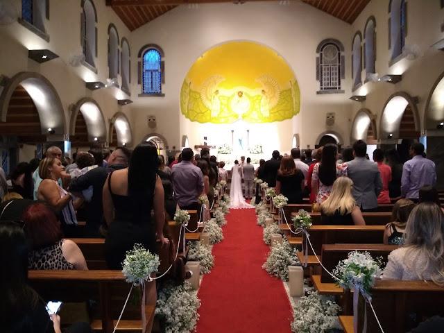 Igreja Nossa Senhora da Candelaria Sáo Caetano do Sul