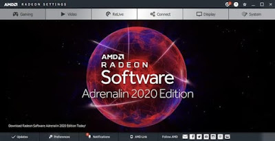 AMD introduces a new generation of software for AMD Radeon cards
