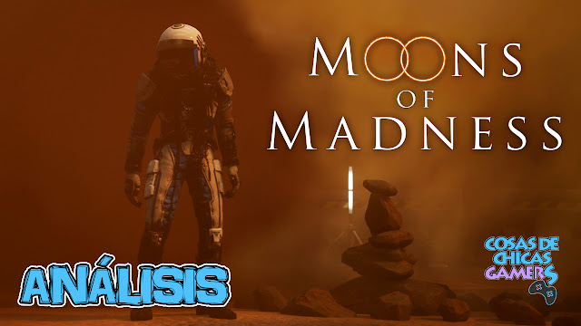 Moons of Madness analisis review ps4