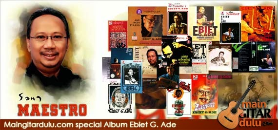 Full Album The Best Of Ebiet G Ade