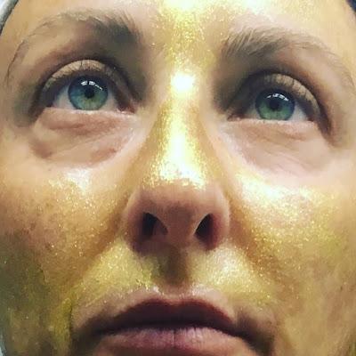 mascarilla facial, colageno, mascarilla de colageno, luckyfine,