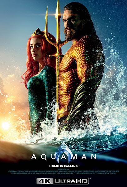Descargar Aquaman (2018) Latino