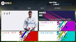 FIFA 18 Classico Patch by Dhimas Apk Obb