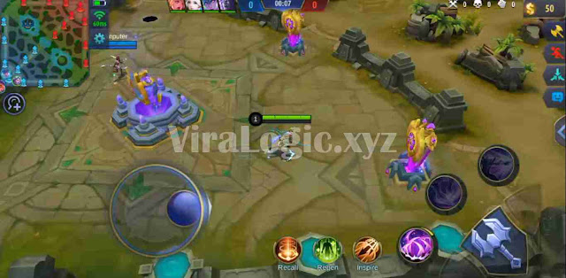 Script Drone View Patch Ling MLBB Terbaru Work 100%